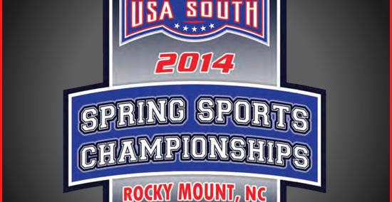 Bishops Set for USA South Spring Sports Festival