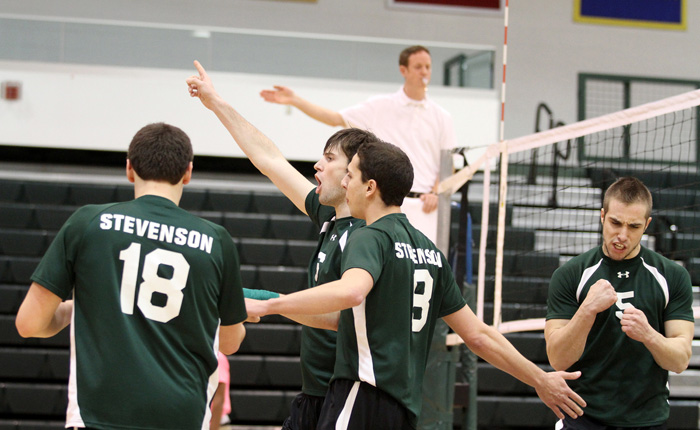 Mustangs Move Up One Spot to No. 9 in AVCA Division III Coaches Poll