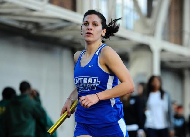DMR Relay Team Sets Record at Yale