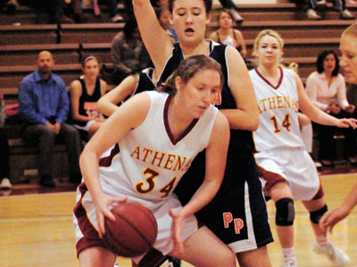Athenas Scare Tigers, Almost Pull Off Upset