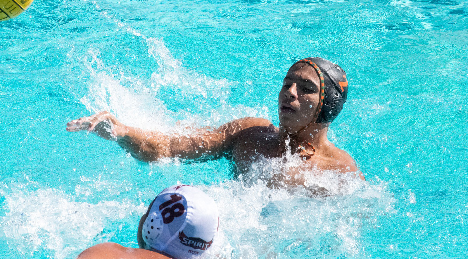 Men's Water Polo Wins Twice on Sunday