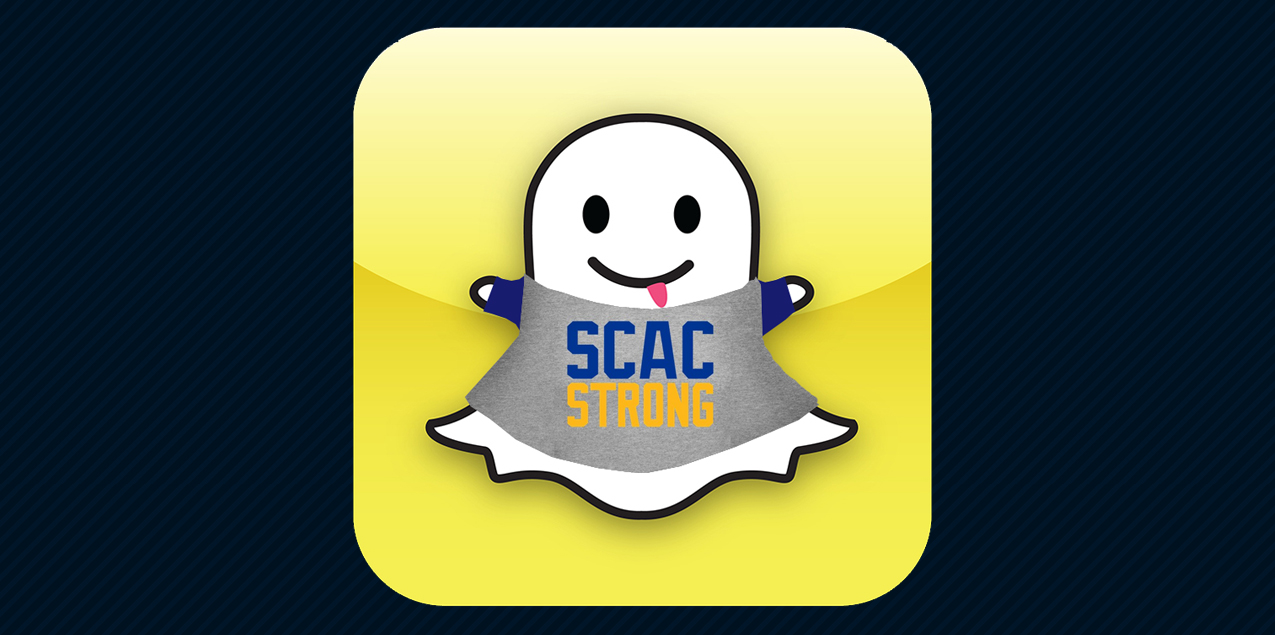 The SCAC Joins Snapchat for Winter Championships