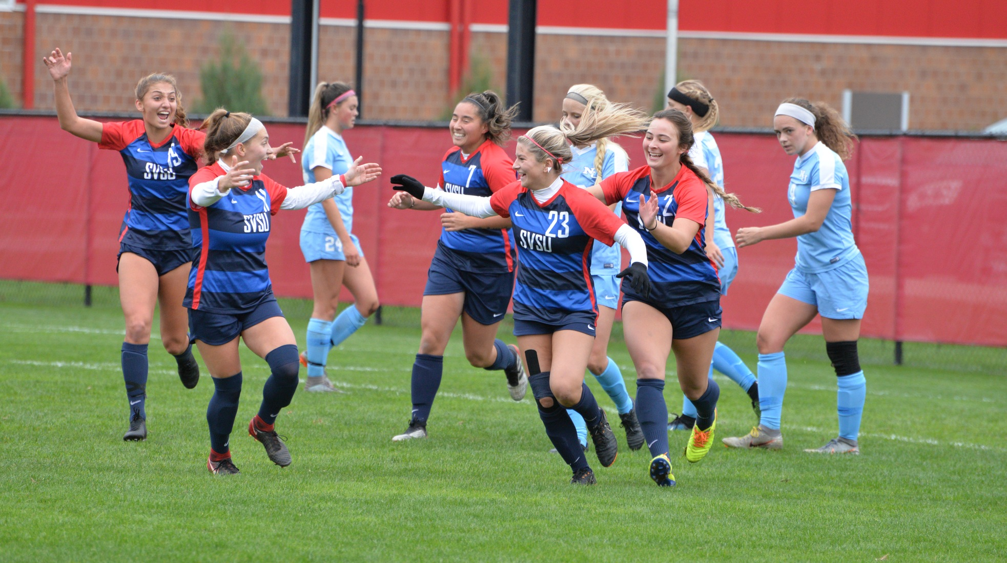Women's Soccer registers 2-0 shutout over Northwood