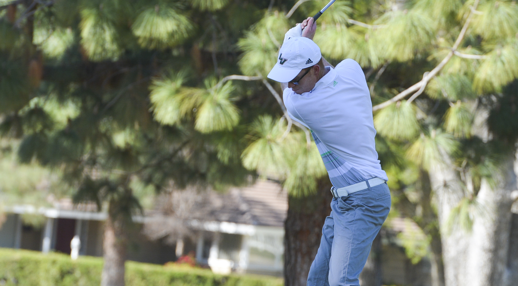 Spencer leads Men's Golf at Coyote Classic
