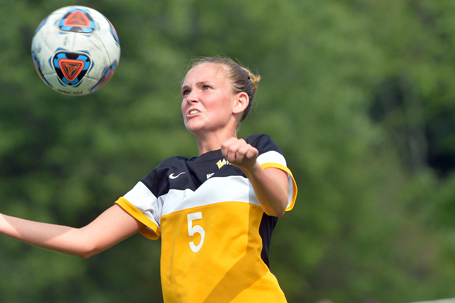 Women's Soccer Rallies Past Western Connecticut