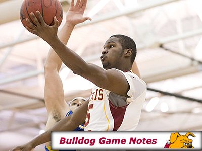 Men's BB Game Notes: Northwood (Jan. 15)