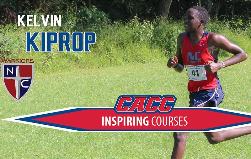 CACC Inspiring Courses: Men's T&F and XC Junior Kelvin Kiprop