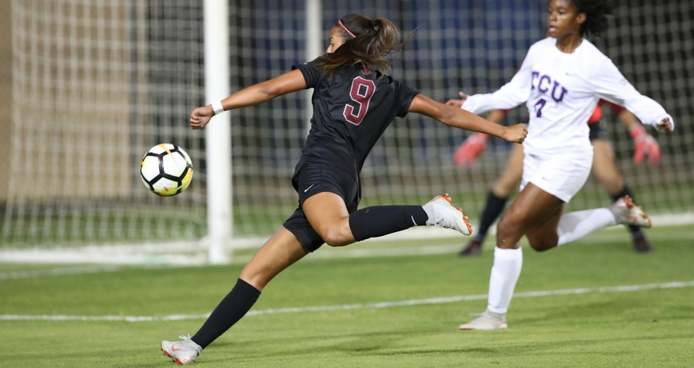 Conference Play Begins at San Francisco for No. 4 Women's Soccer