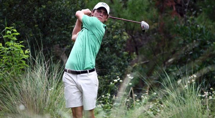 Fox Leads No. 20 GC Golf in Southeastern Collegiate
