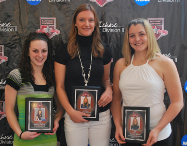 Potpara, Peacock and Shepard Headline Volleyball All-Conference Awards