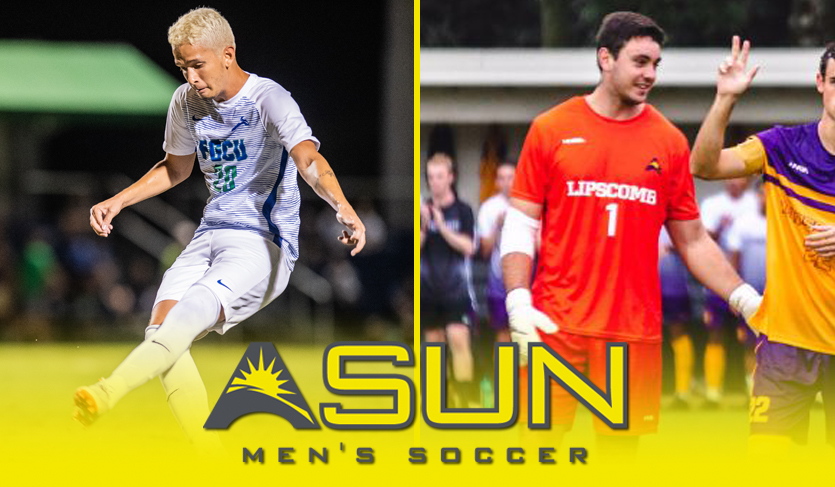 Perez & Zappia Guide Eagles & Bisons to #ASUNMSOC Title; Land Honors