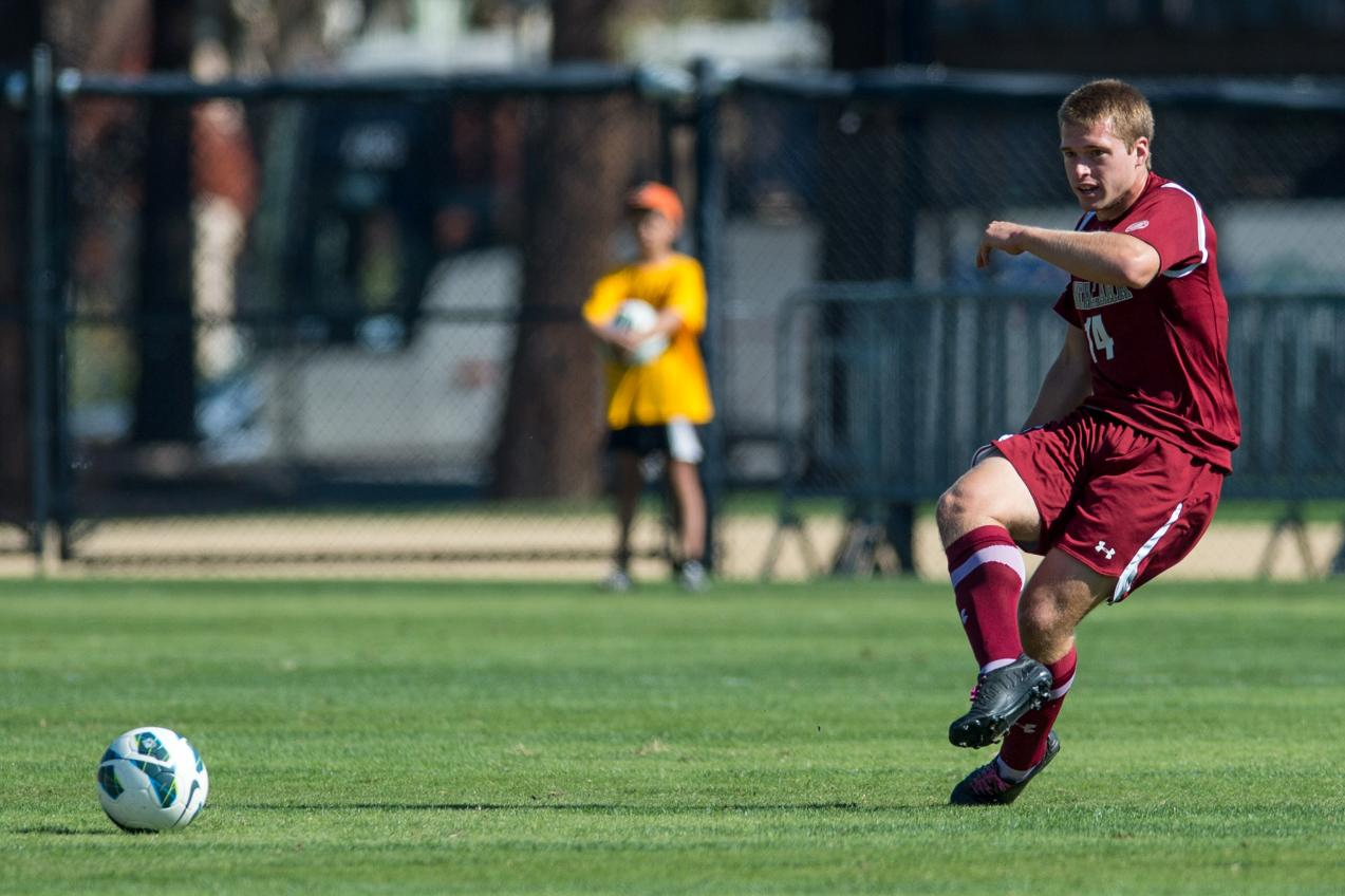 Broncos Host Saint Mary's in WCC Men's Soccer Game of the Week