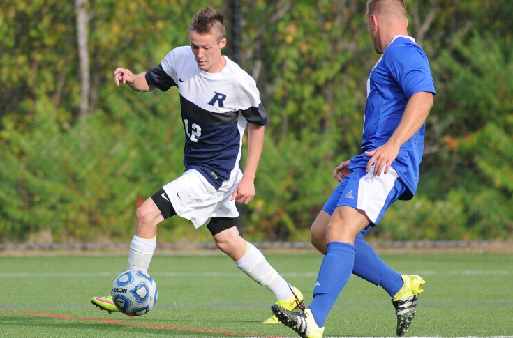 Men's Soccer: Season wraps up with 3-2 loss at New England College