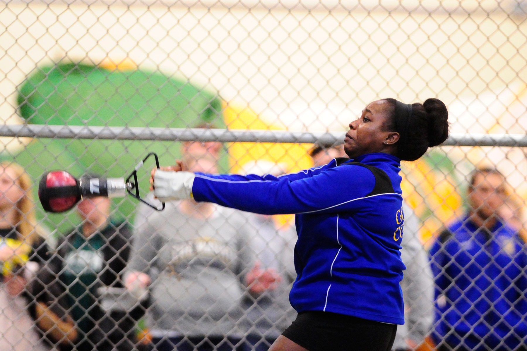 Goucher Throwers Turn in an Impressive Indoor Track & Field Season Opener at Susquehanna