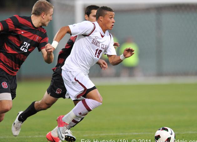 Bronco Soccer's Erik Hurtado Named All-American; VOTE TODAY for him for National Player of the Year