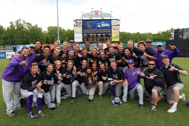 College World Series Champion Kingsmen Return to Campus
