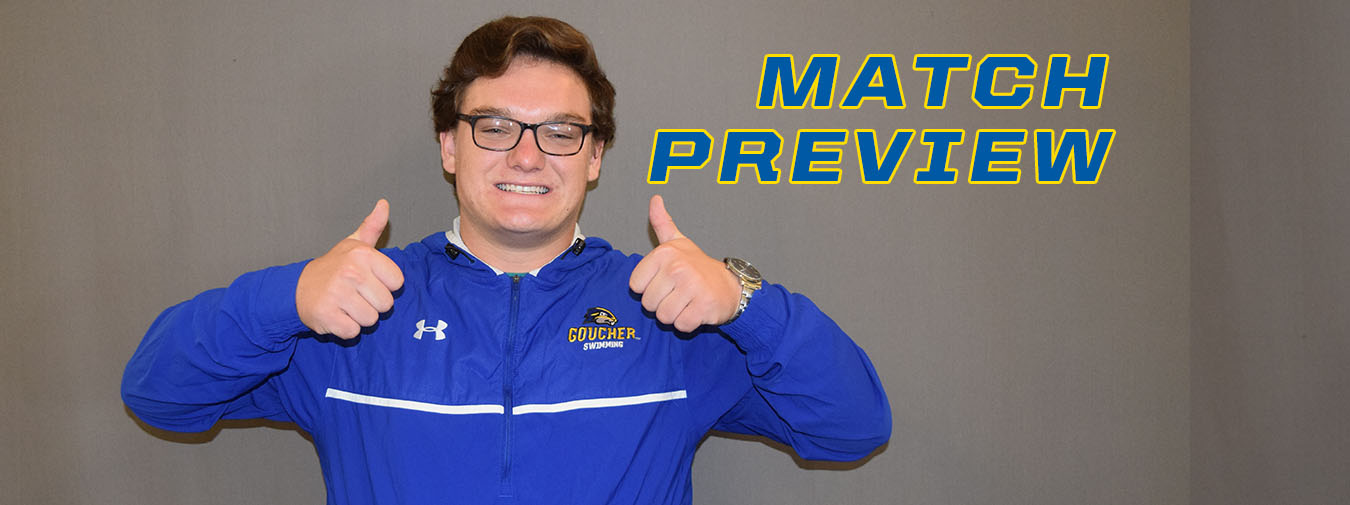Goucher Swimming Returns To The Pool At Scranton In Tri-Meet With Juniata On Saturday
