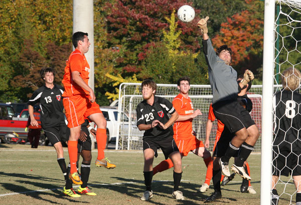 Men's Soccer: Panthers end season with loss to Maryville in GSAC tournament
