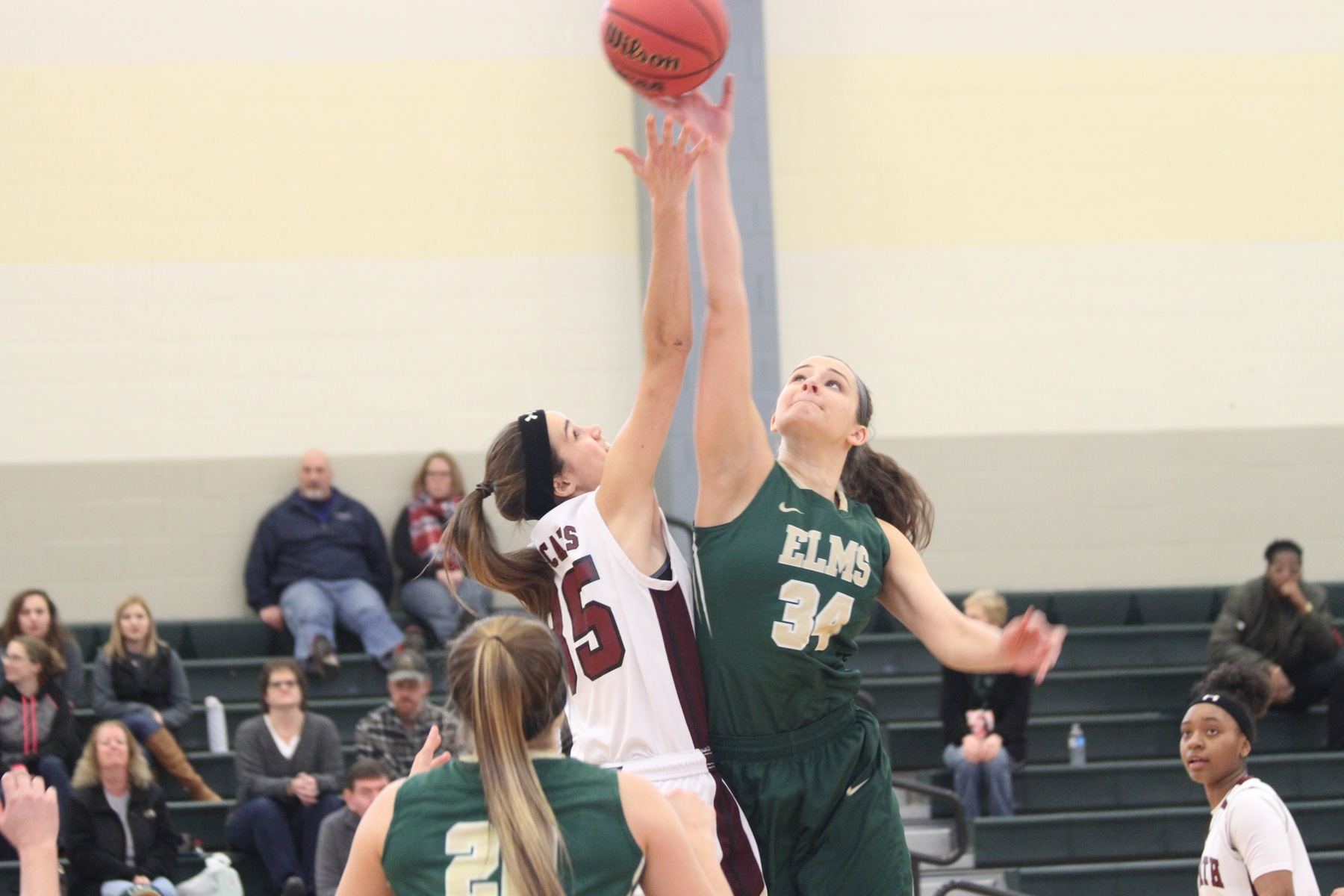 Women's Basketball Dispatches Bay Path
