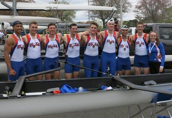 Bears 2nd Varsity Eight Wins Bronze Medal at NIRC Championship