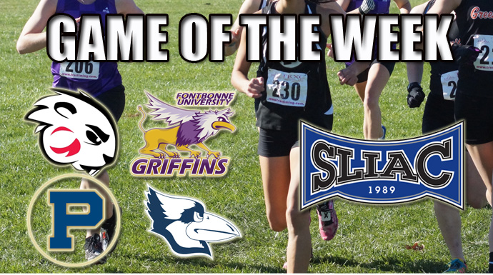 Game of the Week - Cross Country Teams at Illinois College Invitational