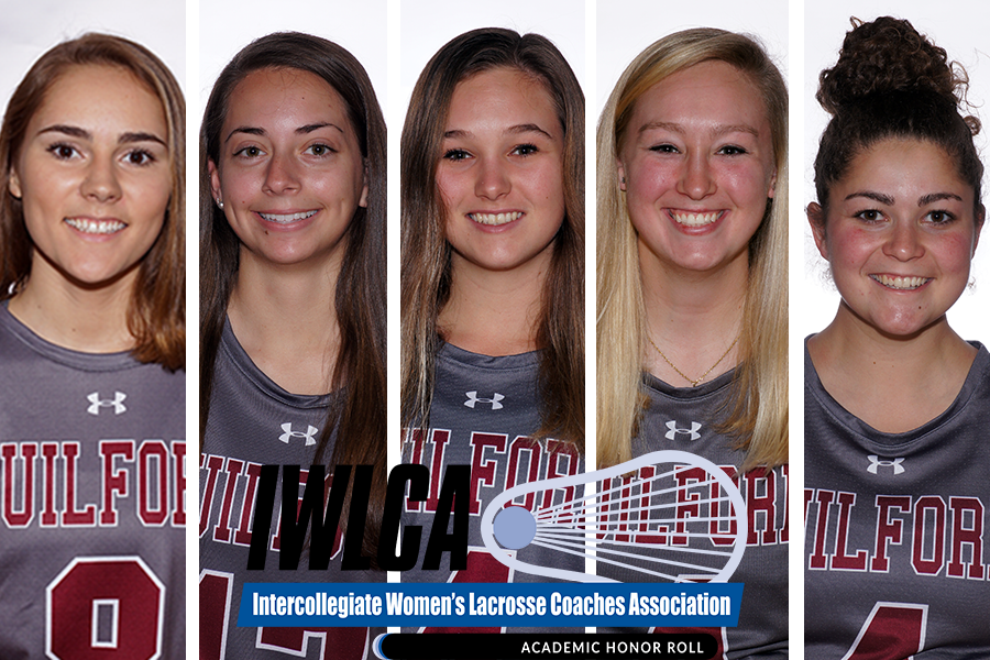 Guilford Women's Lacrosse Lands IWLCA Academic Honors