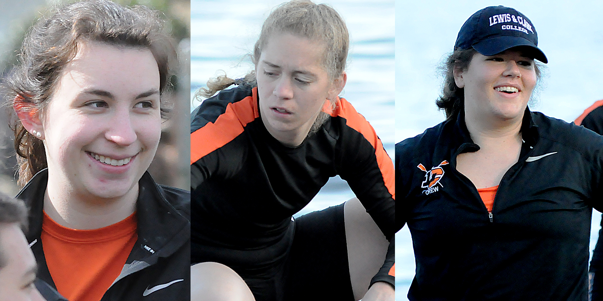 Graham, Garber and Stroud recognized as CRCA National Scholar-Athletes