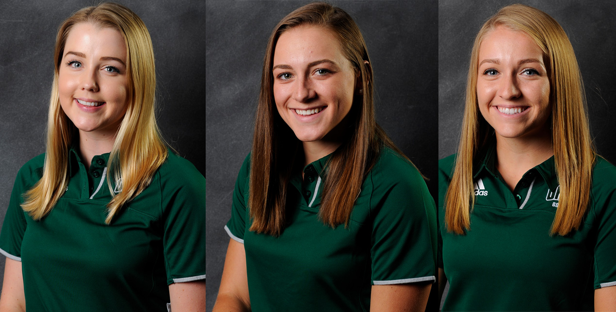 Three Ohio Women's Golf Members Named Academic All-MAC