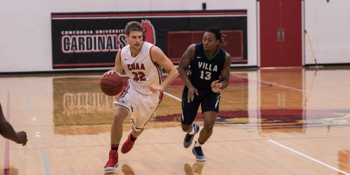 Photo for SHU buzzer beater sinks men's basketball in WHAC opener
