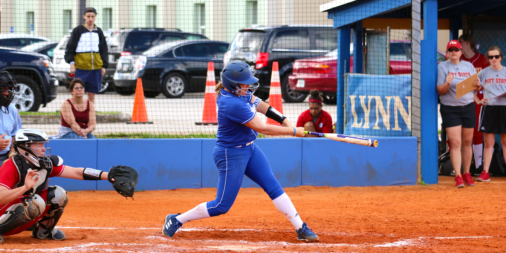 Just the Pits; Softball Splits with Pittsburg State