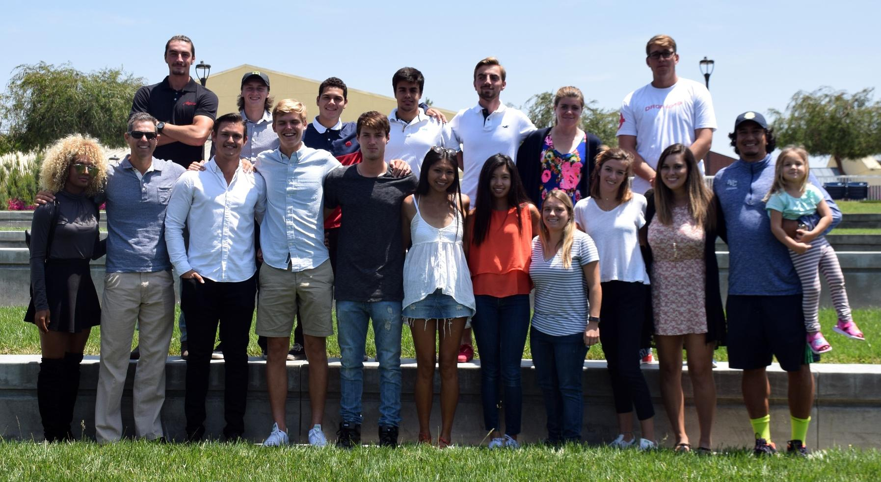 Irvine Valley student-athletes, teams and coaches honored