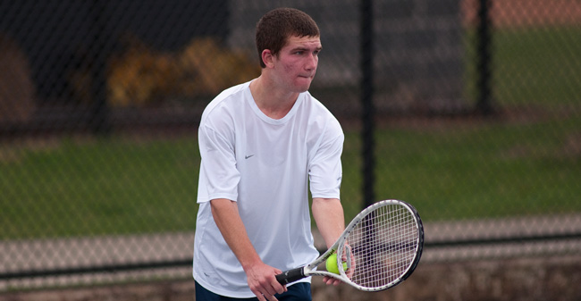 Men's Tennis Tops Juniata, 6-3