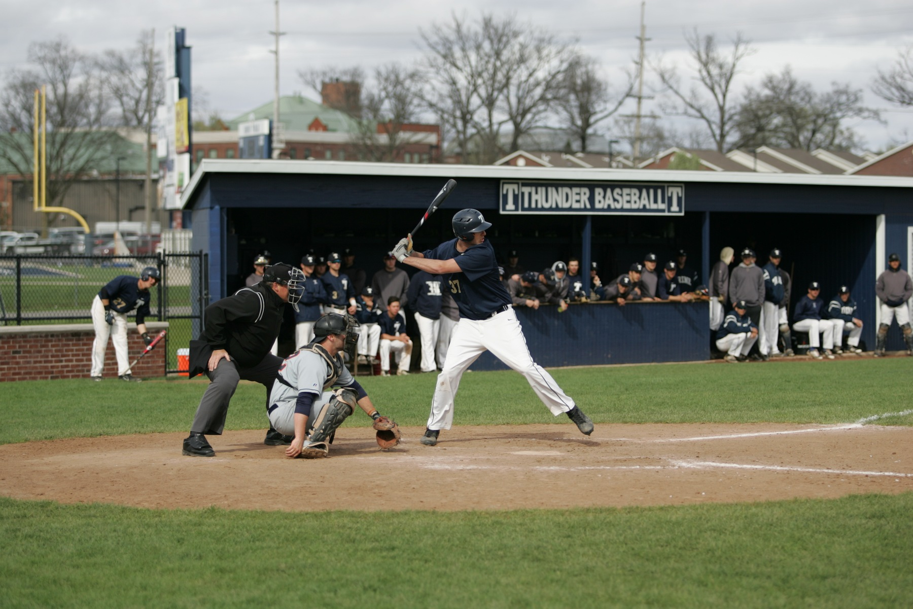 Homers Send Baseball Past Flying Dutchmen in Doubleheader Sweep