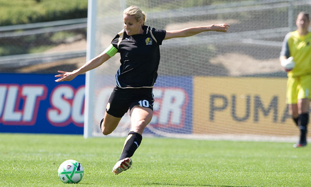 acl injury in female athletes Since landing from a jump is the most common mechanism for acl injury in both genders, variations in movement patterns, in male and female athletes, during the early landing phase following a jump have been established (beutler,(2009)) the typical acl injury is a non-contact injury that occurs while the athlete is pushing off twisting, pivoting .