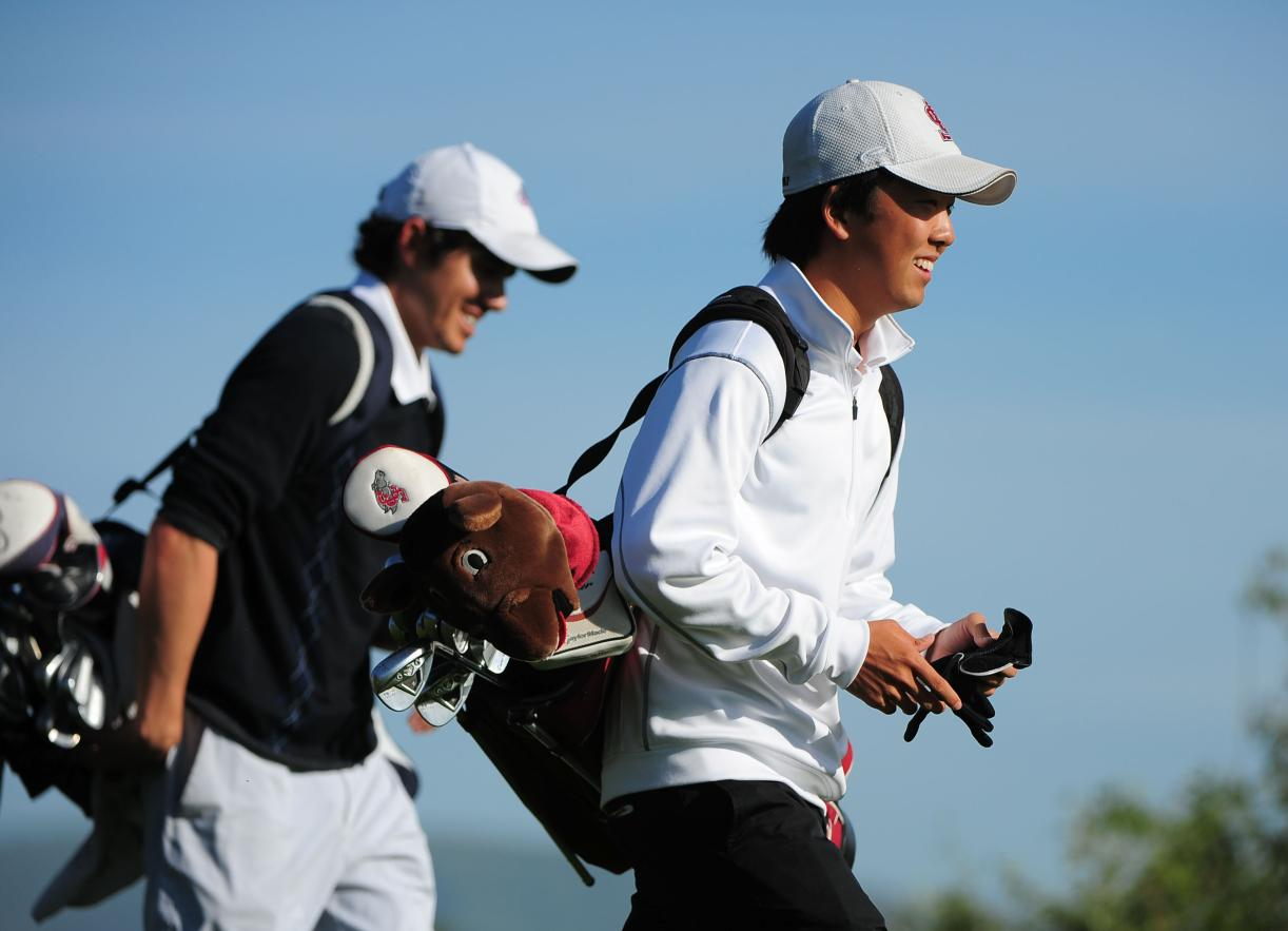 New-Look SCU Men's Golf Team Begins Tournament Play Monday