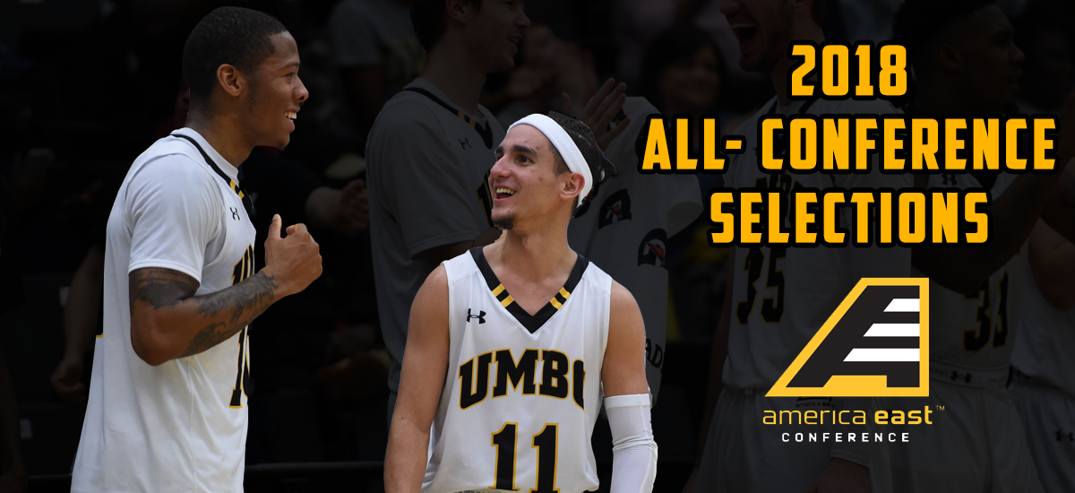 Maura, Lyles Earn Top Honors From America East; Sherburne, Akin Also Cited