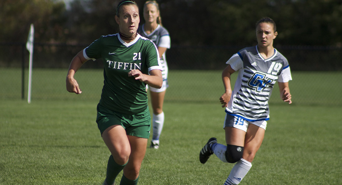 The Dragons earned their third GLIAC win of the year on Friday, dropping Northern Michigan University 2-0.