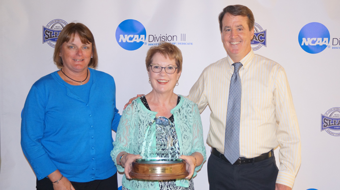 Webster Claims 16th SLIAC All-Sports Trophy