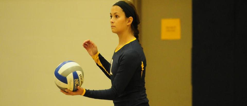 Volleyball Playing at Rose-Hulman Invitational This Weekend