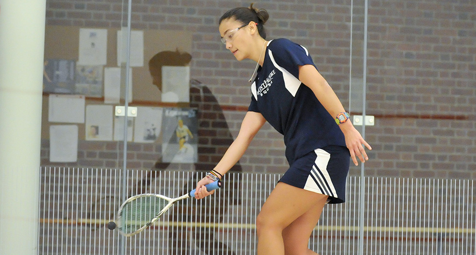 Squash Defeats Haverford to Advance to Epps Cup Consolation Finals