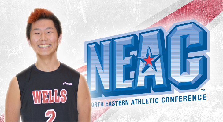 Battumur Earns NEAC Defensive Player of the Week Award