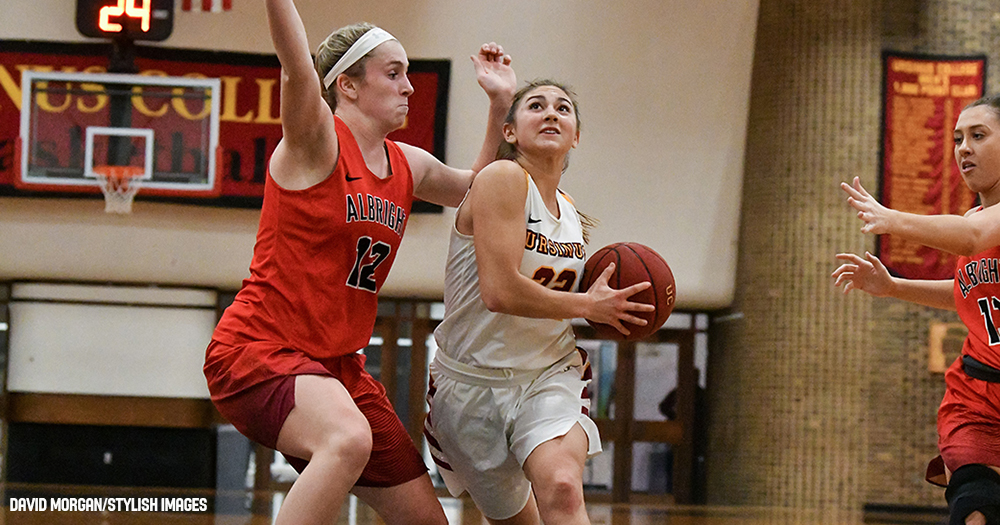 Women's Basketball Tripped Up in Opener