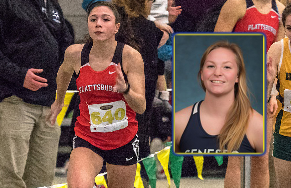 First Women's Indoor Track & Field Athletes of the Week announced