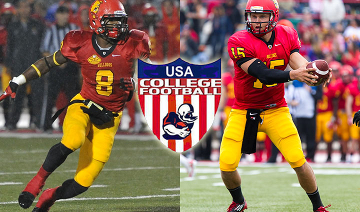 Terrell Porter & Jason Vander Laan Pick Up National Weekly Accolades