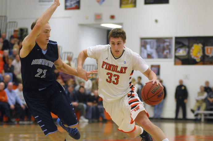 #21 Oilers Rally in 2nd Half for Win over Northwood