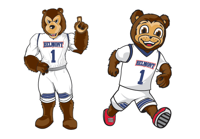 Belmont Athletics Unveils New Officially Licensed Marks