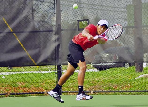 Guilford Men Picked Third in Preseason ODAC Tennis Poll