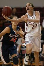 Women's Hoops Falls to Pepperdine