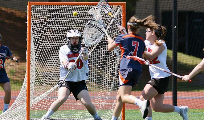 Women's Lacrosse downed by F&M, 11-3