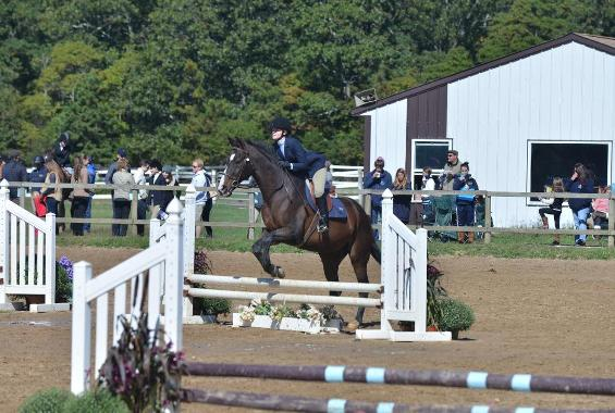 Equestrian Finishes in Sixth in Spring Opener